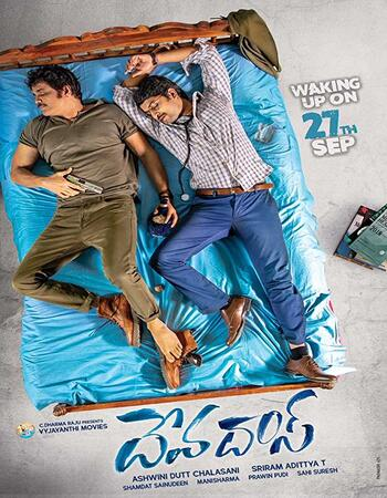 Devadas (2018) UNCUT Dual Audio Hindi 480p HDRip x264 500MB