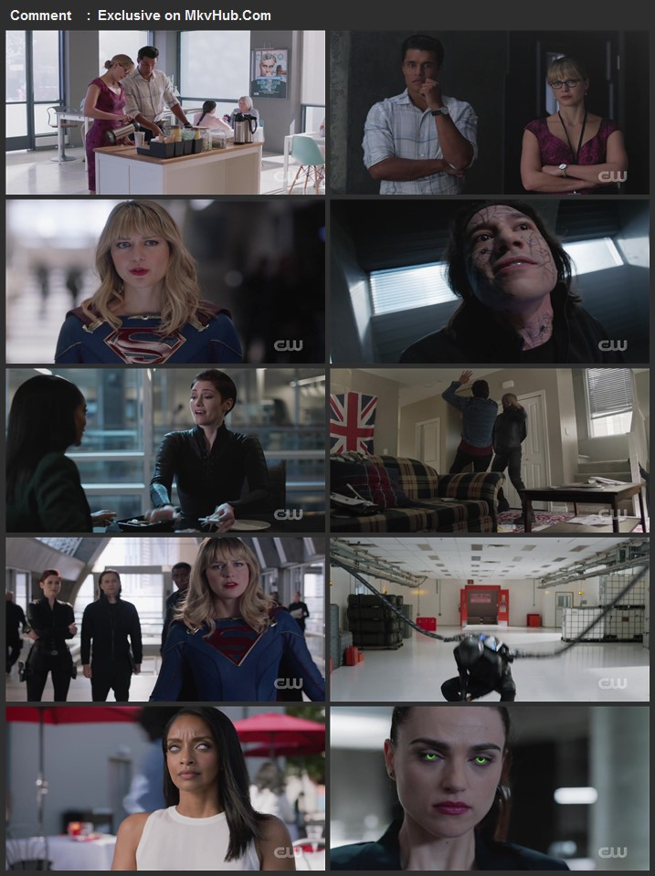 Supergirl S05 Complete 720p WEB-DL Full Show Download