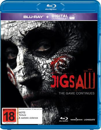 Jigsaw 2017 720p BluRay ORG Dual Audio In Hindi English