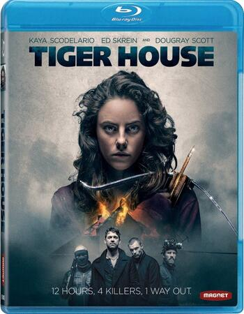 Tiger House 2015 720p BluRay ORG Dual Audio In Hindi English