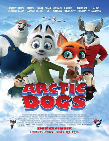 Arctic Dogs 2019 720p HDCAM Full English Movie Download