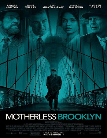 Motherless Brooklyn 2019 720p WEB-DL Full English Movie Download
