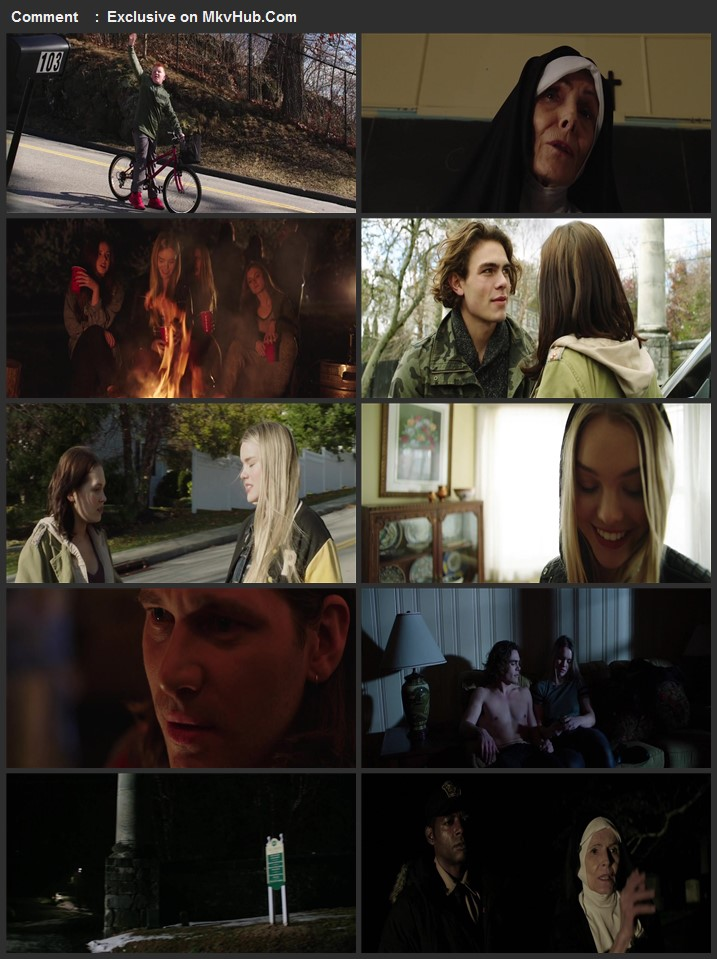 Ghost in the Graveyard 2019 720p WEB-DL Full English Movie Download