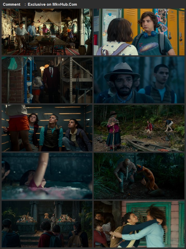 Dora and the Lost City of Gold 2019 1080p BluRay Full English Movie Download