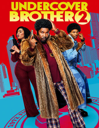 Undercover Brother 2 2019 720p WEB-DL Full English Movie Download