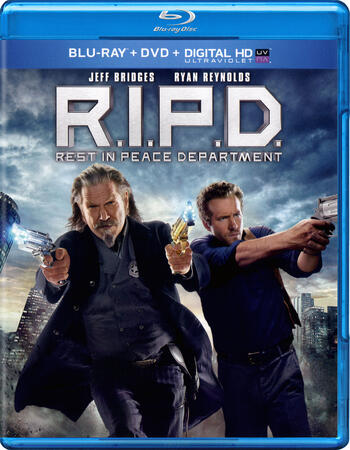 R.I.P.D. (2013) Dual Audio Hindi 480p BluRay x264 300MB ESubs Movie Download