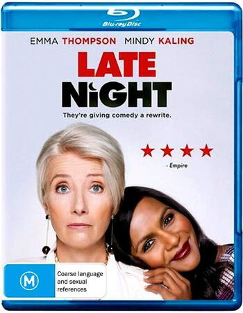 Late Night 2019 720p BluRay Full English Movie Download