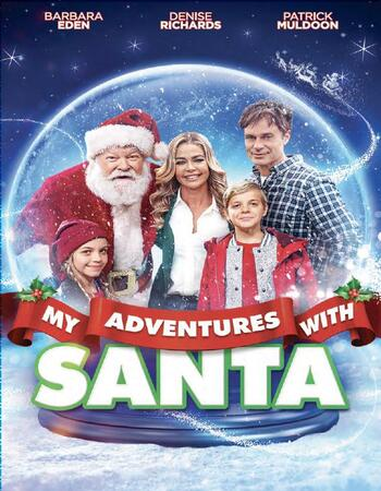 My Adventures with Santa 2019 720p WEB-DL Full English Movie Download