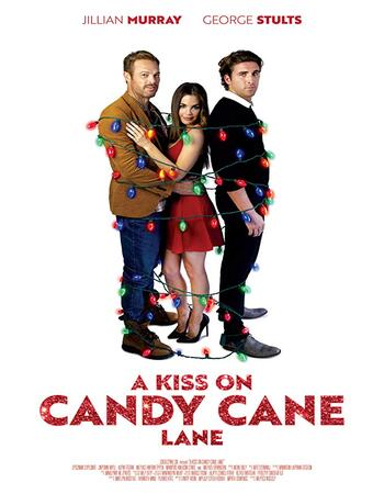 A Kiss on Candy Cane Lane 2019 720p WEB-DL Full English Movie Download