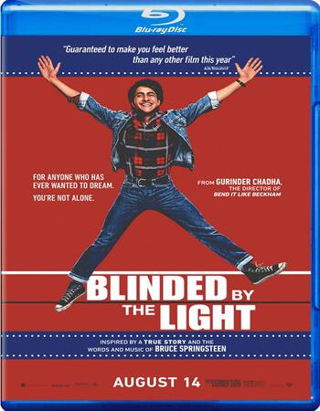 Blinded by the Light 2019 720p BluRay Full English Movie Download