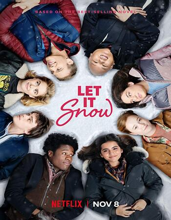 Let It Snow 2019 720p WEB-DL Full English Movie Download