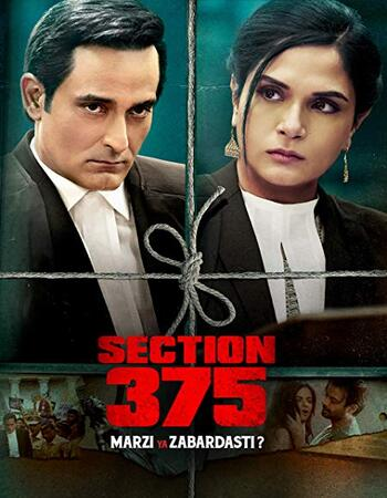 Section 375 (2019) Hindi 720p WEB-DL x264 950MB ESubs Movie Download