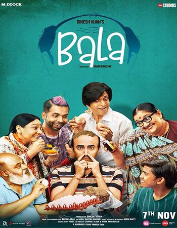 Bala 2019 1080p WEB-DL Full Hindi Movie Download
