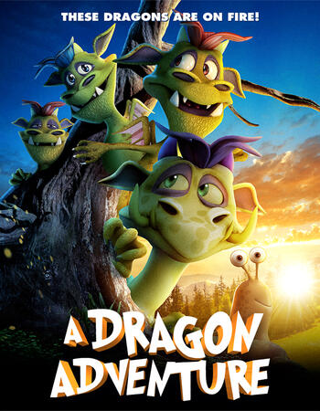 A Dragon Adventure 2019 720p WEB-DL Full English Movie Download