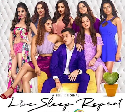Love, Sleep, Repeat 2019 S01 Hindi Complete 720p 480p WEB-DL 1.6GB Download