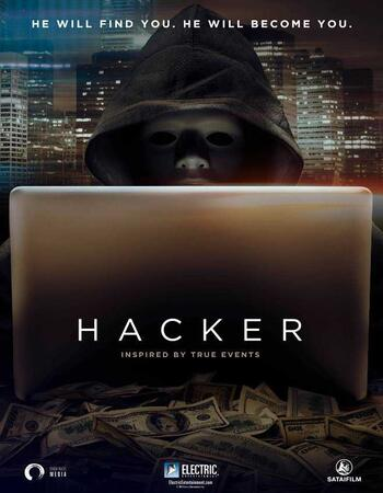 Hacker (2016) Dual Audio Hindi 720p WEB-DL x264 950MB ESubs