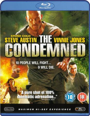 The Condemned (2007) Dual Audio Hindi 480p BluRay 350MB ESubs Movie Download