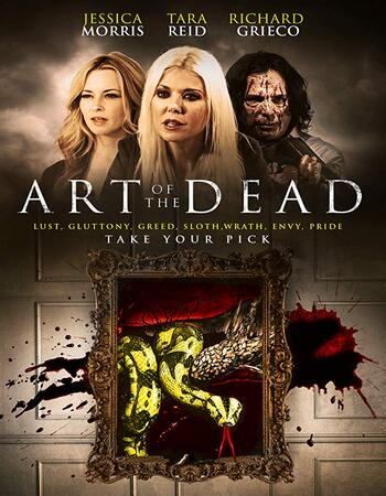 Art of the Dead 2019 720p WEB-DL Full English Movie Download
