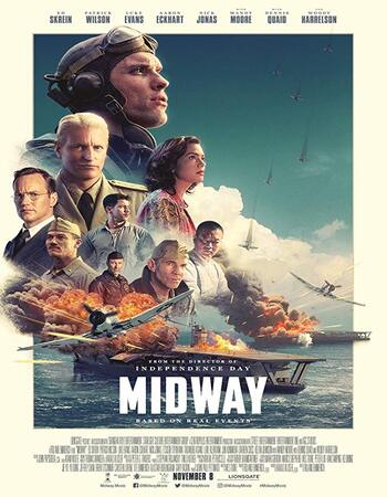 Midway 2019 720p HDTS Full English Movie Download