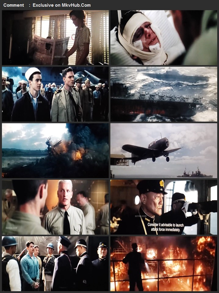 Midway 2019 720p HDCAM Full English Movie Download