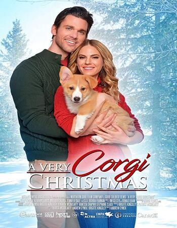 A Very Corgi Christmas 2019 720p WEB-DL Full English Movie Download