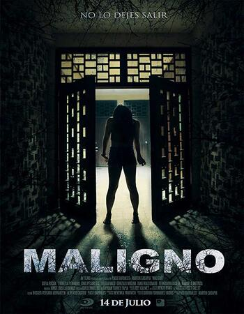 Maligno 2016 Dual Audio Hindi 480p WEB-DL x264 300MB ESubs