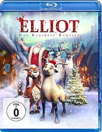 Elliot the Littlest Reindeer 2018 720p BluRay Full English Movie Download