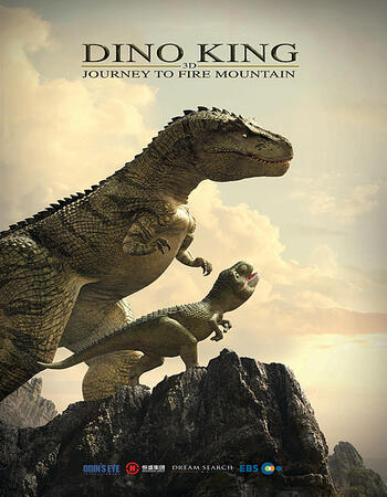 Dino King 3D Journey to Fire Mountain 2019 720p WEB-DL Full English Movie Download
