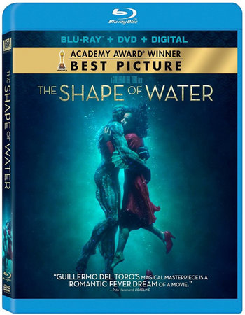 The Shape Of Water 2017 720p BluRay ORG Dual Audio In Hindi English