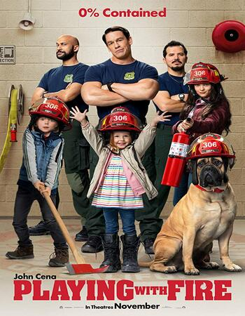 Playing with Fire 2019 1080p WEB-DL Full English Movie Download