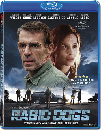 Rabid Dogs 2015 720p BluRay ORG Dual Audio In Hindi France
