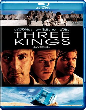 Three Kings (1999) Dual Audio Hindi 720p BluRay x264 1.1GB ESubs