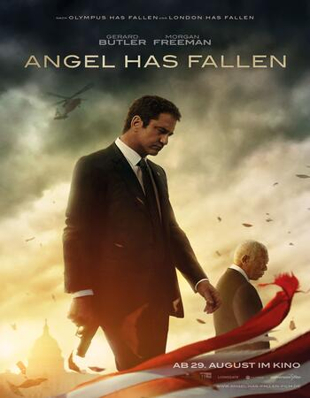 Angel Has Fallen 2019 720p WEB-DL Full English Movie Download