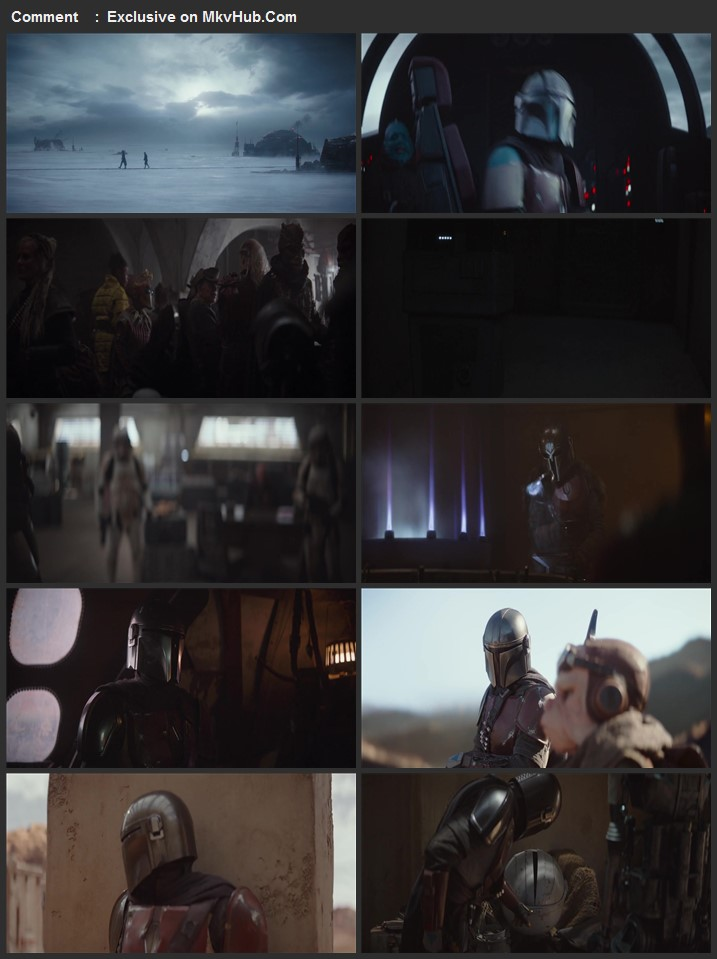 The Mandalorian S01 Complete 720p WEB-DL Full Show Download