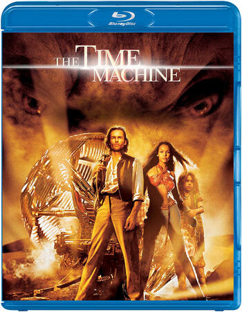The Time Machine (2002) Dual Audio Hindi 480p BluRay 300MB ESubs