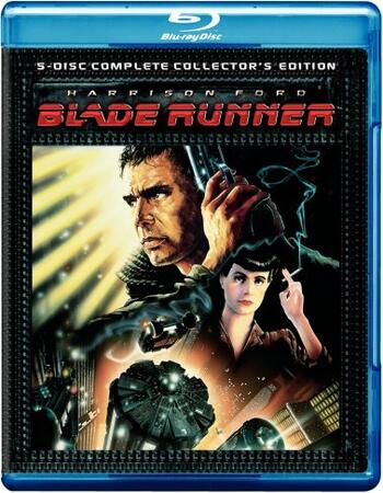 Blade Runner (1982) Dual Audio Hindi 720p BluRay x264 900MB