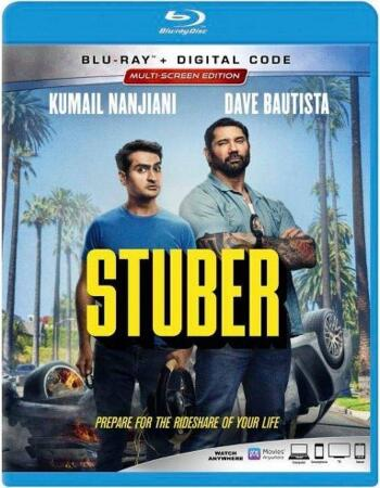 Stuber 2019 1080p BluRay ORG Dual Audio In Hindi English