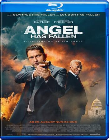 Angel Has Fallen 2019 720p BluRay Full English Movie Download