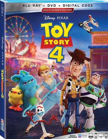 Toy Story 4 (2019) Dual Audio Hindi ORG 720p BluRay 900MB ESubs Movie Download