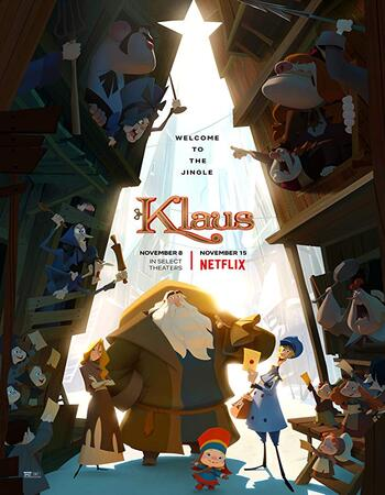 Klaus 2019 1080p WEB-DL Full English Movie Download