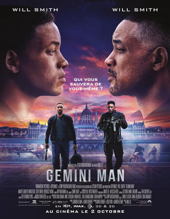 Gemini Man 2019 720p HDRip Dual Audio in Hindi English