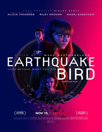 Earthquake Bird 2019 1080p WEB-DL Full English Movie Download
