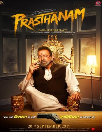 Prassthanam 2019 1080p WEB-DL Full Hindi Movie Download