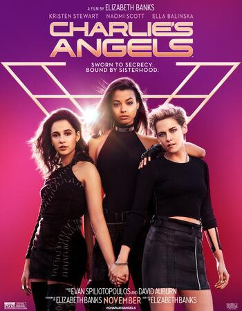 Charlie's Angels 2019 720p HDCAM Full English Movie Download