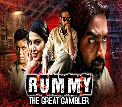 Rummy The Great Gambler (2019) Hindi Dubbed 720p HDRip x264 900MB Movie Download
