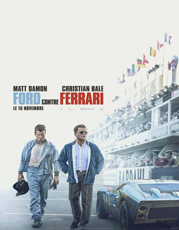 Ford v Ferrari 2019 720p WEB-DL Full English Movie Download