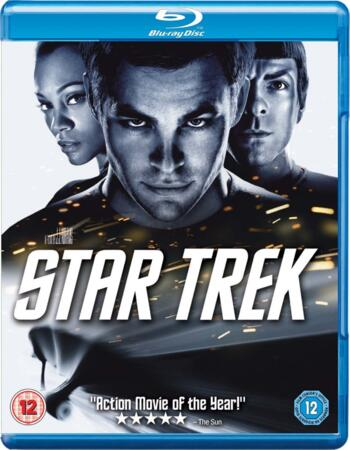 Star Trek (2009) Dual Audio Hindi 480p BluRay x264 400MB