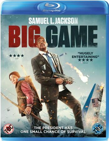 Big Game (2014) Dual Audio Hindi 720p BluRay x264 900MB