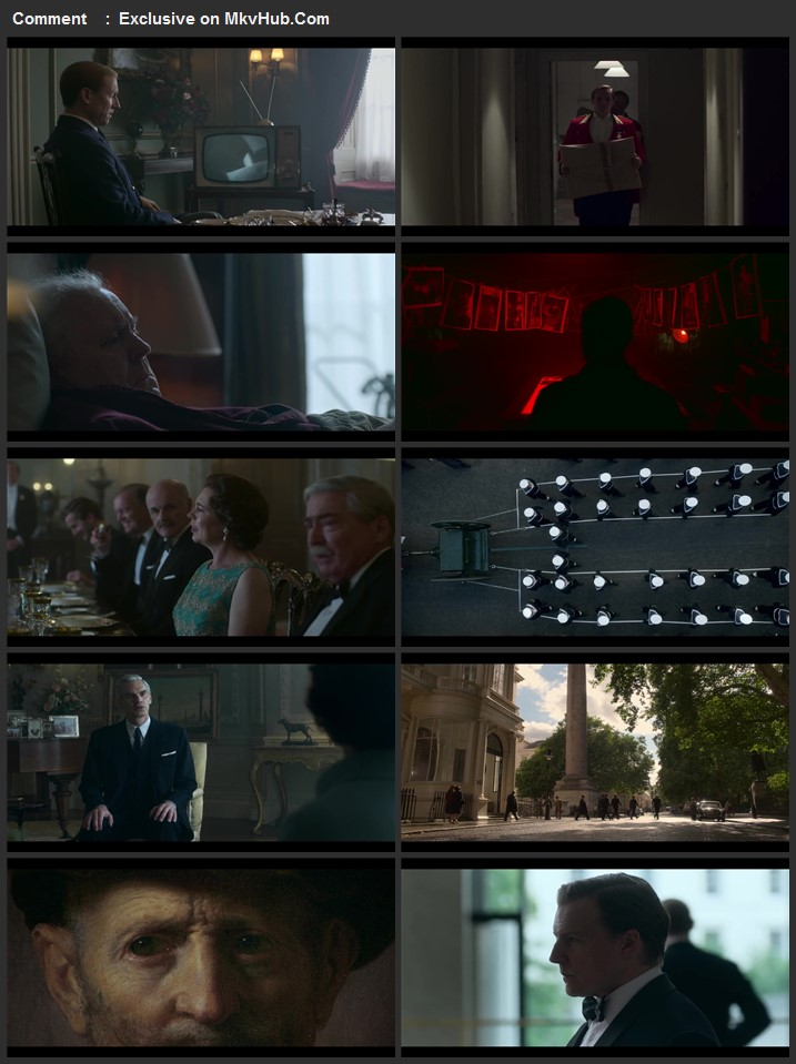The Crown S03 COMPLETE 720p WEB-DL Full Show Download
