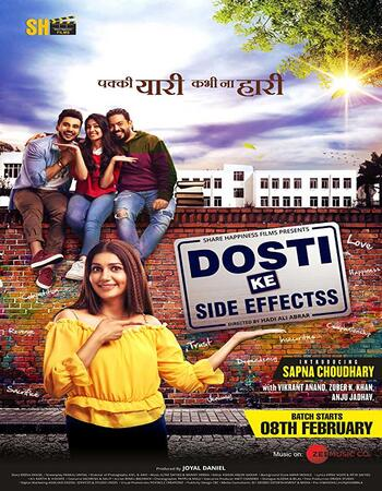 Dosti Ke Side Effects (2019) Hindi Movie 480p WEB-DL x264 350MB